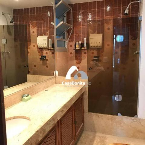 Apartamento com 3 dormitórios à venda, 160 m² - lagoa - rio de janeiro/rj - Foto 18