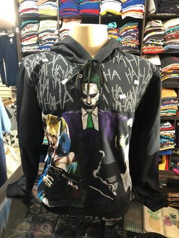 Blusao do Joker em Promoção