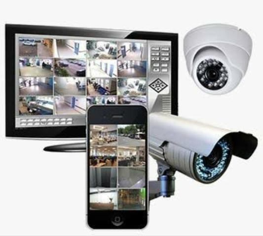 Câmeras de segurança sua segurança e de sua família em primeiro lugar - Foto 2