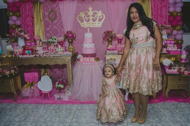 Vestidos Tema Realeza