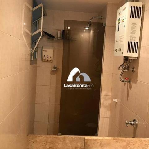 Apartamento com 3 dormitórios à venda, 160 m² - lagoa - rio de janeiro/rj - Foto 19