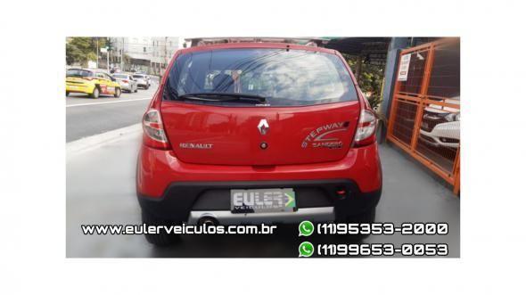 Renault Sandero Stepway Hi-Flex 1.6 16V 5p 2011/2011 - Foto 5