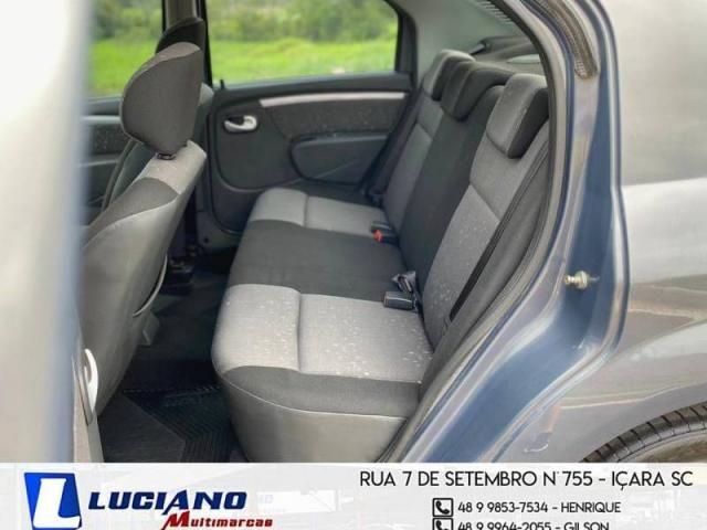 Renault LOGAN Expression Hi-Flex 1.6  - Foto 18
