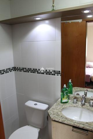 Lindo Duplex de excelente padrão a venda no centro de Santa Maria - Foto 16