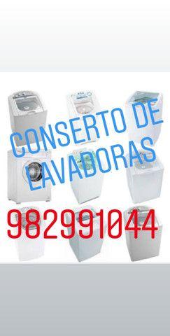 Conserto de máquinas lavar, instalação e manutenção split serviço com garantia - Foto 3