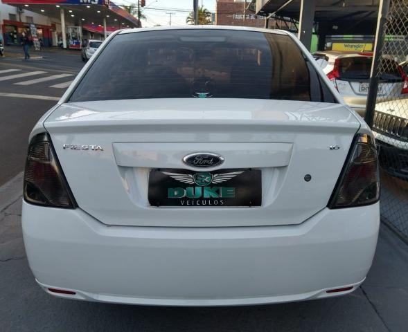 Ford Fiesta Sedan SE 1.6 Branco - Foto 2