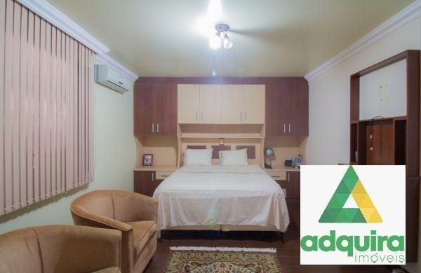 Casa sobrado com 4 quartos - Bairro Jardim Carvalho em Ponta Grossa - Foto 14