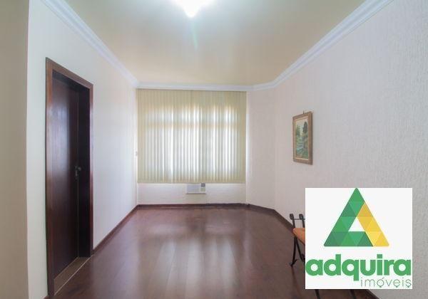 Casa sobrado com 4 quartos - Bairro Jardim Carvalho em Ponta Grossa - Foto 8