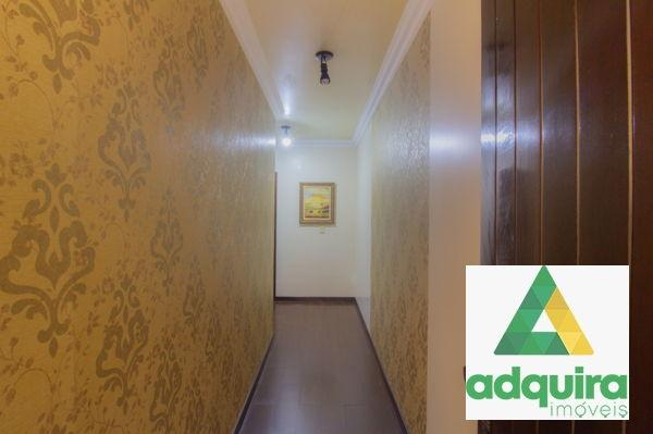 Casa sobrado com 4 quartos - Bairro Jardim Carvalho em Ponta Grossa - Foto 11