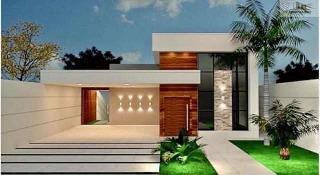 Casa plana a venda em condominio no eusebio