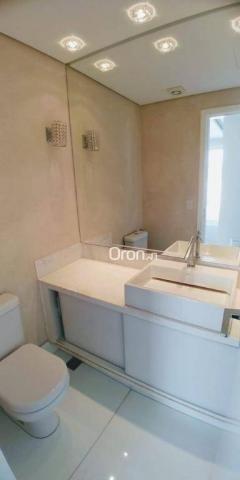 Cobertura com 5 dormitórios à venda, 467 m² por R$ 3.290.000,00 - Setor Bueno - Goiânia/GO - Foto 12