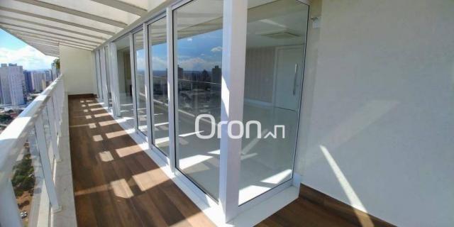Cobertura com 5 dormitórios à venda, 467 m² por R$ 3.290.000,00 - Setor Bueno - Goiânia/GO - Foto 2