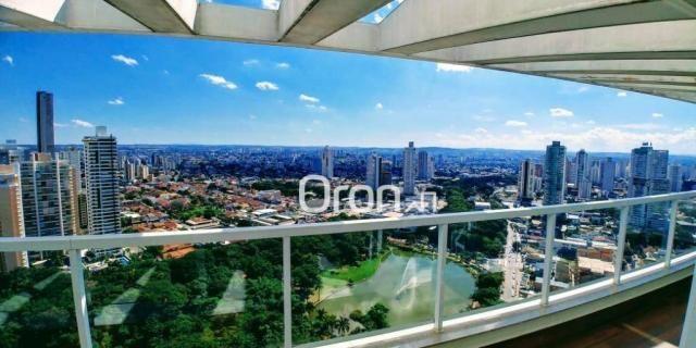 Cobertura com 5 dormitórios à venda, 467 m² por R$ 3.290.000,00 - Setor Bueno - Goiânia/GO - Foto 4