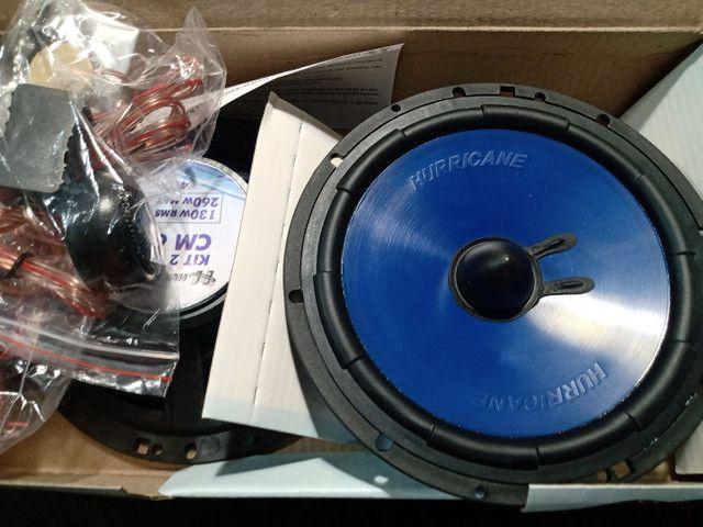 """Auto falante Hurricane 6"""" $100 - Foto 2"""