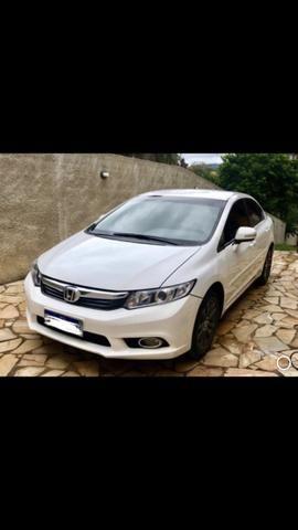 Baixei pra vender Honda CIVC LXL 1.8 2012 - Foto 2