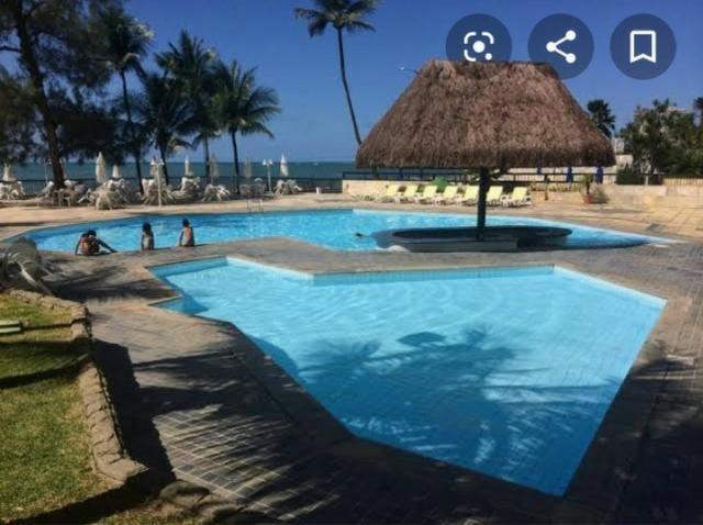 Flat hotel a beira mar de Piedade (carnaval) - Foto 14