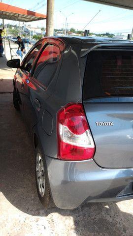 Etios hatch x 1.3 flex  - Foto 3