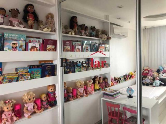 Cobertura à venda com 3 dormitórios em Tijuca, Rio de janeiro cod:TICO30224 - Foto 14