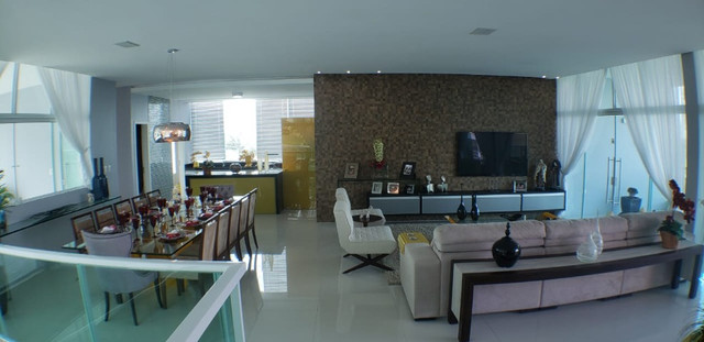 Vendo Casa luxuosa com 7 Stes , ofuro, Varandão, Porteira Fechada Rf ADM 0000 - Foto 8