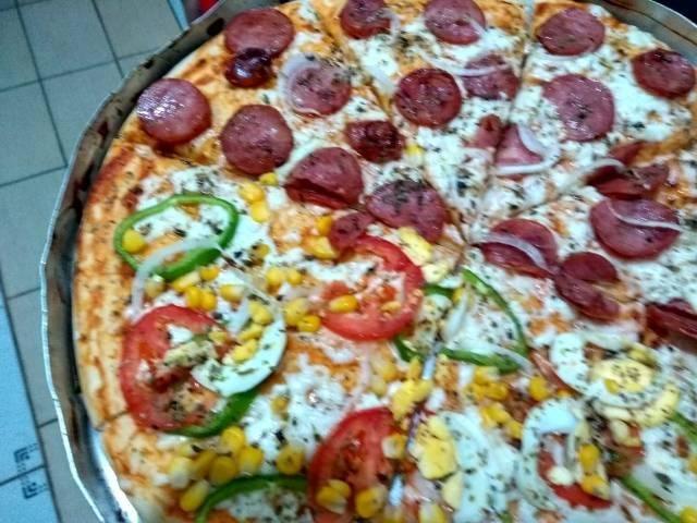 pizzas o rei com sabor do reino - Foto 4