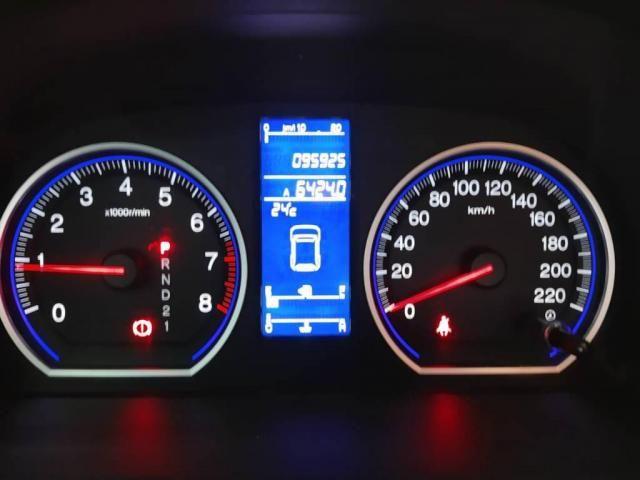 Honda CRV EXL 4X4 2.0 TOP - Foto 12