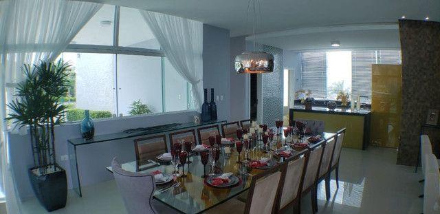 Vendo Casa luxuosa com 7 Stes , ofuro, Varandão, Porteira Fechada Rf ADM 0000 - Foto 12