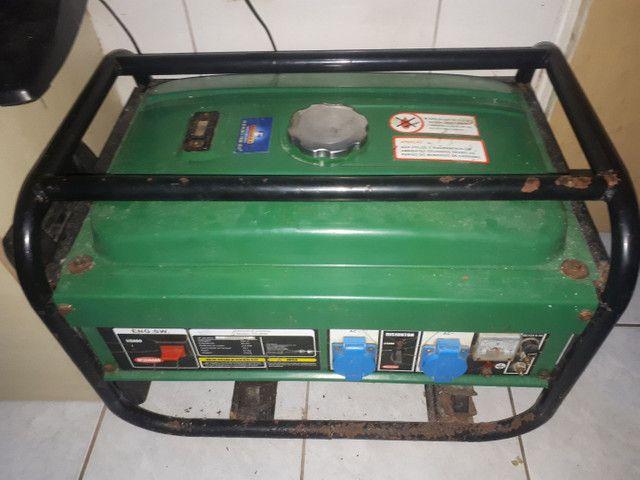 Gerador de energia FG2500 gasolina - Foto 2