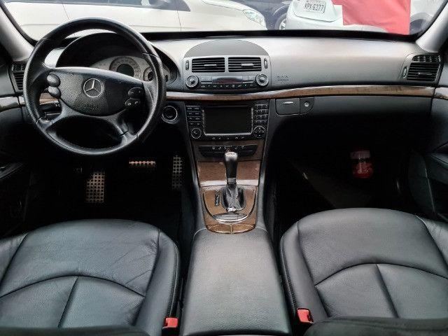 Mercedes Benz E350 V6 Blindada - Foto 11