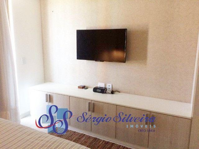 Cobertura duplex mobiliada no Mediterranée Residence no Porto das Dunas com 3 suítes - Foto 15