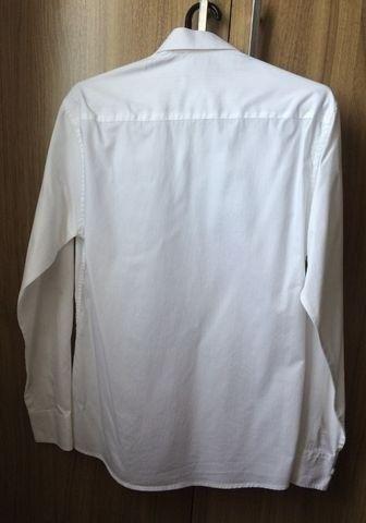Camisa social branca - Foto 2