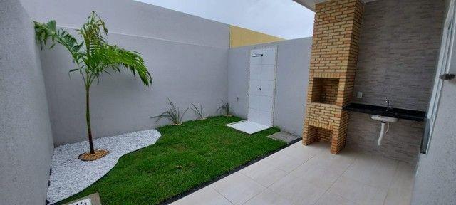 Casa de 3 Quartos | Varanda Gourmet | Terreno com 34m de comprimento - Foto 7