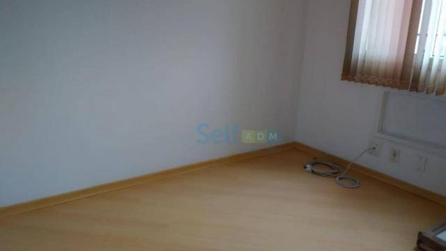 Apartamento para alugar, 52 m² por R$ 1.000,00/mês - Barreto - Niterói/RJ - Foto 5