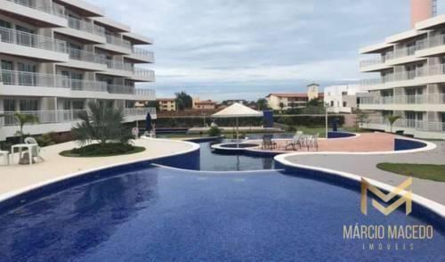 Apartamento com 3 quartos à venda por R$ 460.000 - Porto das Dunas - Aquiraz/CE - Foto 14