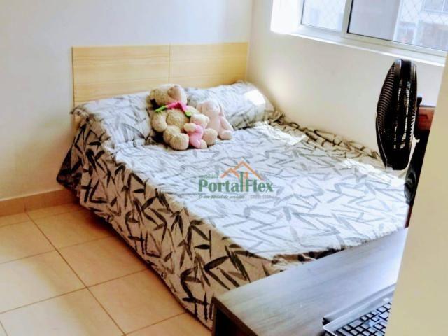 Apartamento com 2 dormitórios à venda, 62 m² por R$ 240.000,00 - Valparaíso - Serra/ES - Foto 17