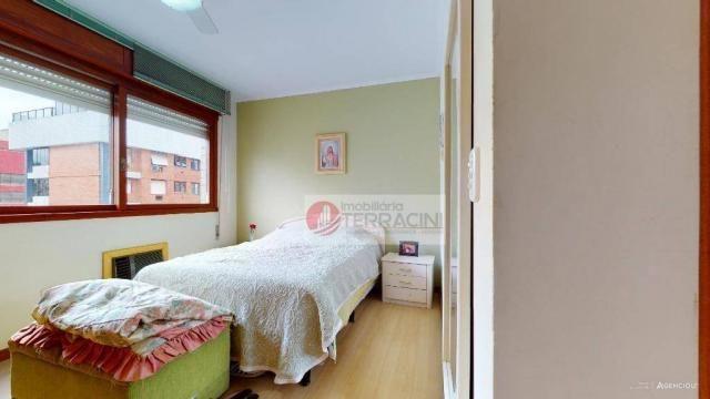 Apartamento com 3 dormitórios à venda, 120 m² por R$ 649.000 - Jardim Lindóia - Porto Aleg - Foto 18