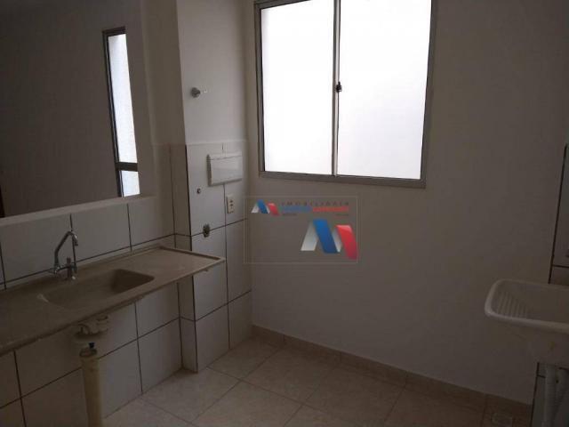 Apartamento com 2 dormitórios à venda, 50 m² por R$ 140.000,00 - Rios di Itália - São José - Foto 13