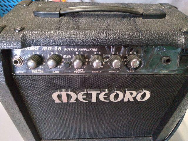 Amplificador para guitarra MG 15 METEORO - Foto 3
