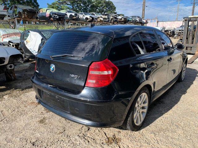 Bmw 120i cambio manual 2009 Sucata para retirada de peças - Foto 5
