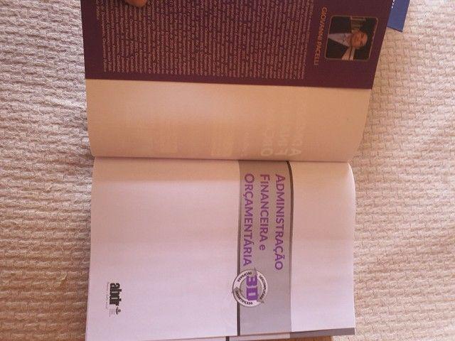 Livro de Administração financeira e orçamentaria  - Foto 3