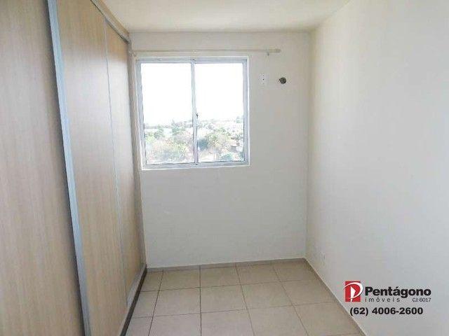 Apartamento para alugar com 2 dormitórios em Vila redenção, Goiânia cod:24083 - Foto 17