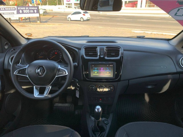 Renault  Logan Zen 1.0 2020 Flex  - Foto 10