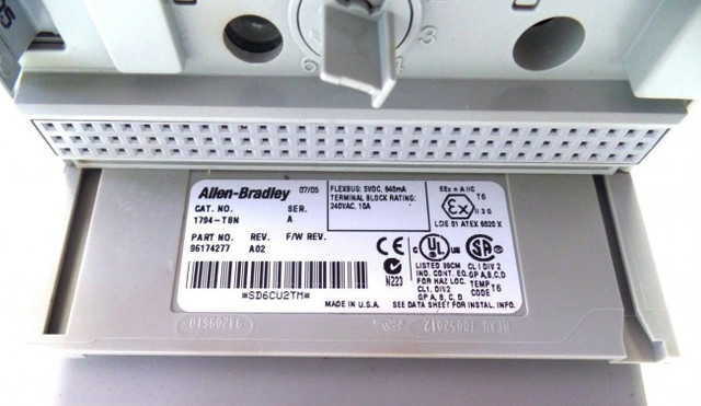 Base Allen Bradley Flex I/o 1794-tbn (item Novo) - Foto 2