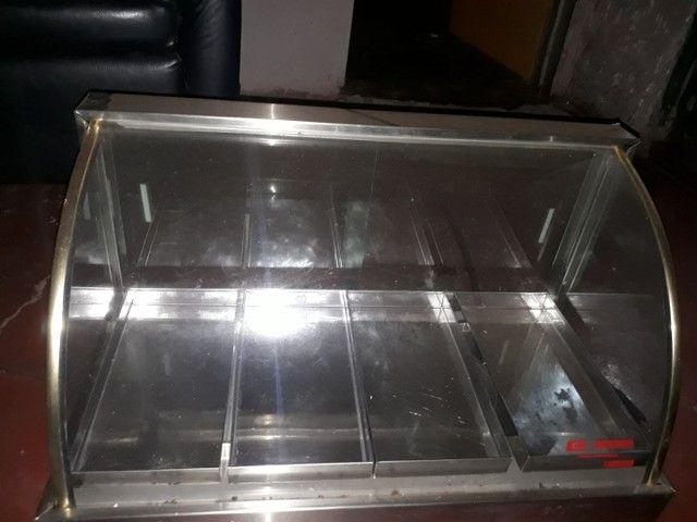 Estufa de salgados  - Foto 2