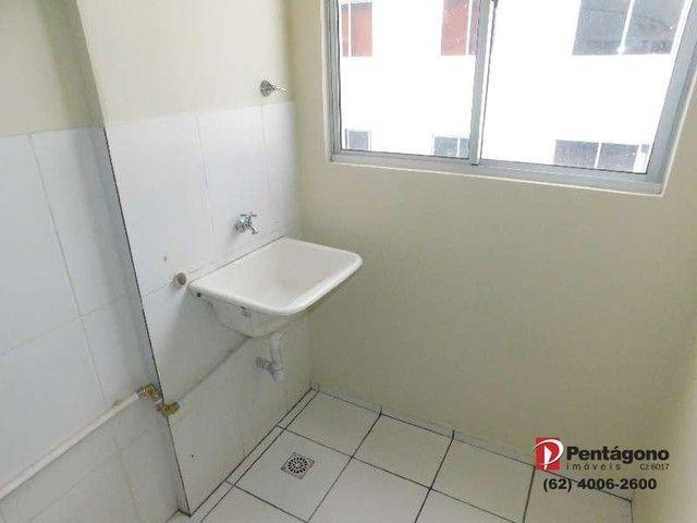 Apartamento para alugar com 2 dormitórios em Vila redenção, Goiânia cod:24083 - Foto 10