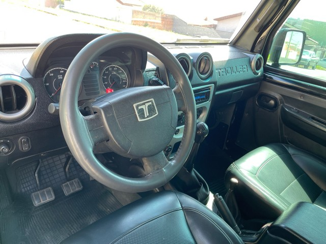 Troller 3.0 Turbo diesel 4x4 ano 2009 / Conservado original aceito trocas financio 60x - Foto 11