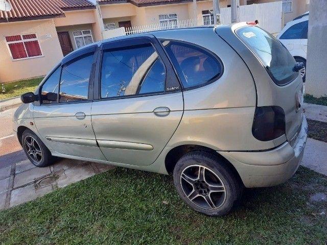 Vendo carro Scenic ano 2000 2.0 8v - Foto 10