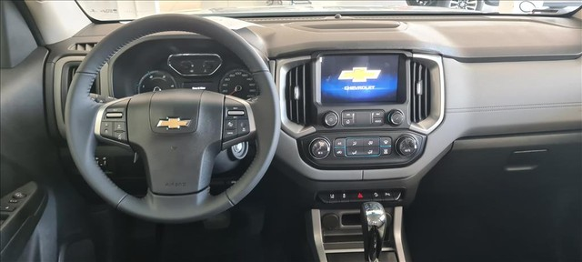Chevrolet S10 2.8 16v turbo diesel ltz cd 4x4 automático - Foto 9