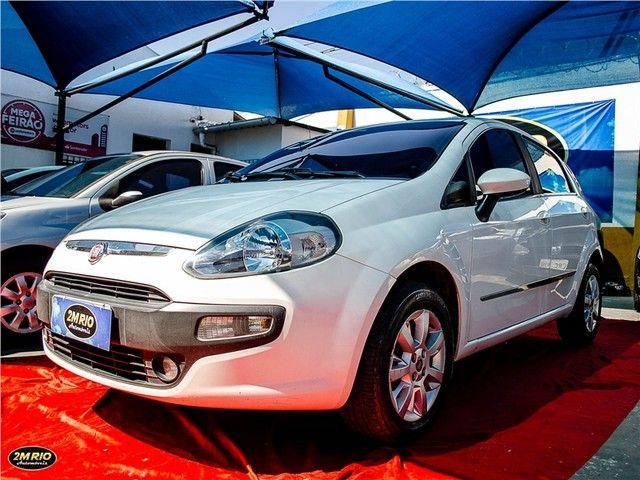 Fiat Punto 2013 1.4 attractive 8v flex 4p manual - Foto 11