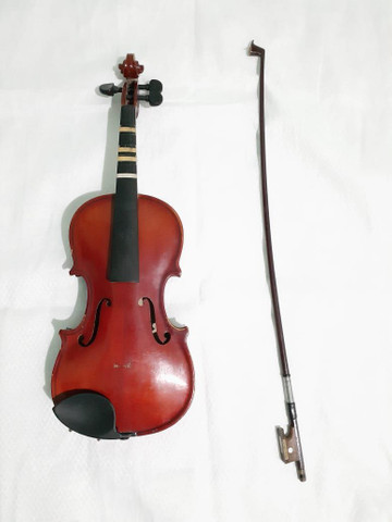 Violino para restaurar