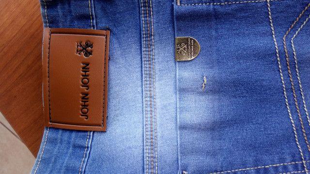 Calças Jeans - Masculino - Foto 2